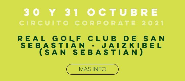 2021.10.30 corporate Real Club de Golf San Sebastian